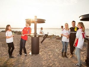 """""""I can't believe there's a Meetup for wearing soccer jerseys on the beach – and here I thought I was alone!"""""""