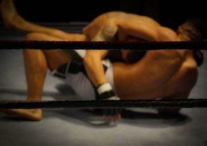 Brazilian jiu-jitsu helped Brock build his confidence.