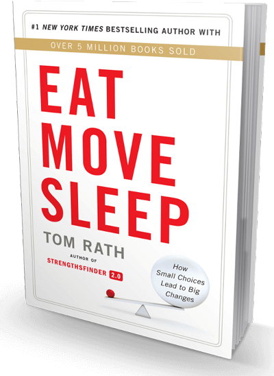Eat Move Sleep Book Review