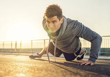 healthy habits for men