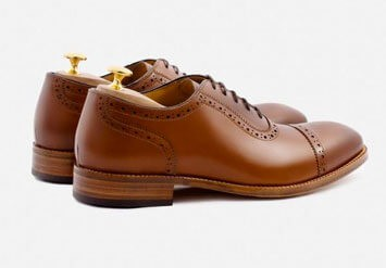 Beckett Simonon Durant Oxford Shoes