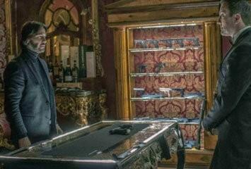 A scene from John Wick
