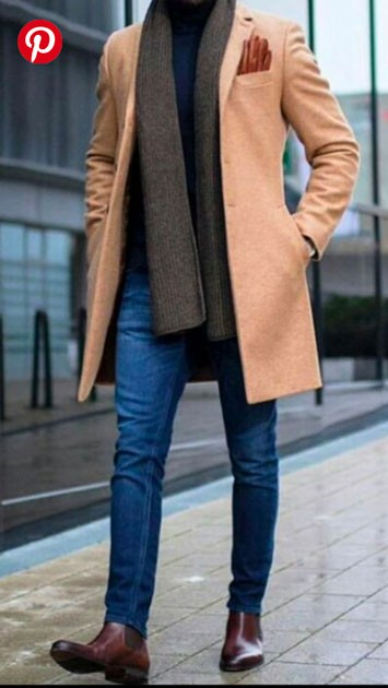 How to Wear a Scarf for Men