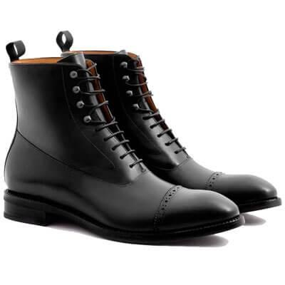 Beckett Simonon Elliot Balmoral Boots