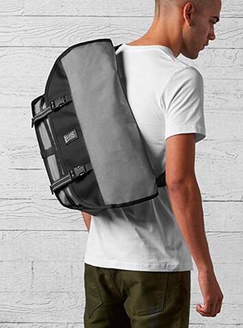 How to Wear a Messenger Bag
