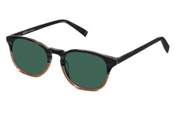 Warby Parker Downing sunglasses