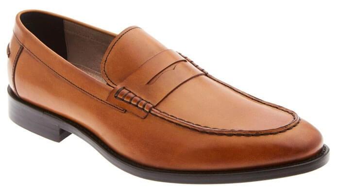 Banana Republic | Dellbrook Italian Leather Loafers