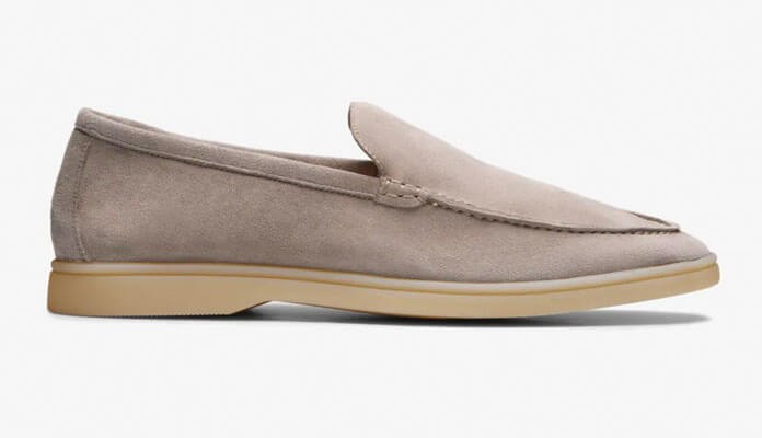 SuitSupply | Grey Loafer
