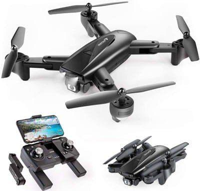 SNAPTAIN SP500 Foldable GPS Drone