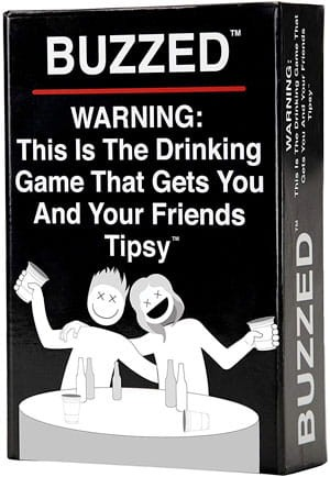 Buzzed The Drinking Game That Gets You and Your Friends Tipsy