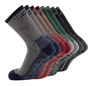 Wool men's socks