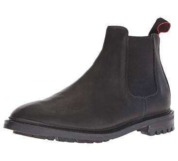 Allen Edmonds leather Chelsea boots