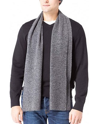 Fishers Finery wool scarf