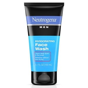 Neutrogena Men Invigorating Oil-Free Face Wash