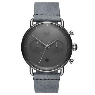 MVMT Silver Mist watch