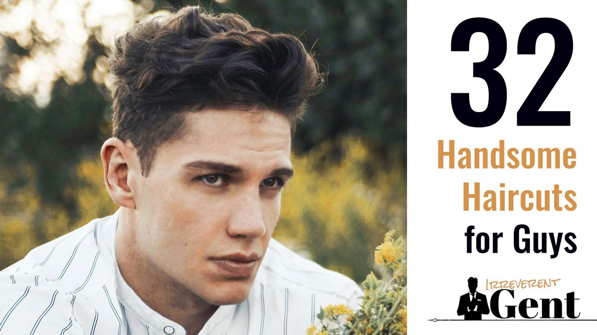 Haircuts most attractive mens The Most
