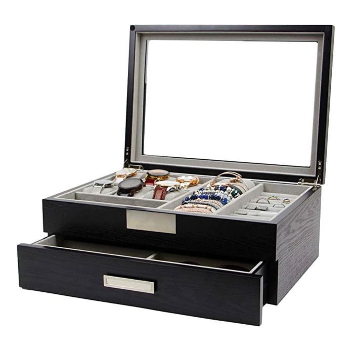 DecoreBay watch case for men