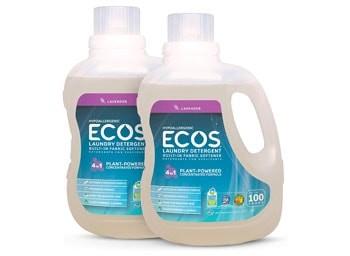 Ecos laundry detergent