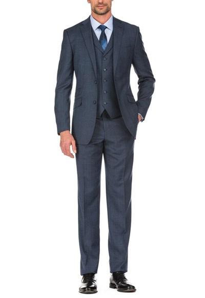 Dark grey English Laundry suit