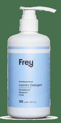 Frey laundry detergent