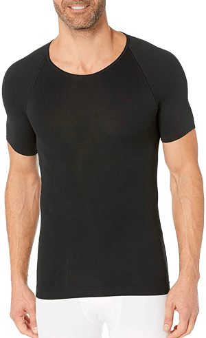 Spanx for Men Zoned Performance Compression Crew Neck