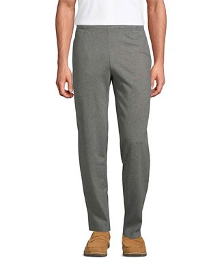 Land's End Men's Jersey Knit Pants