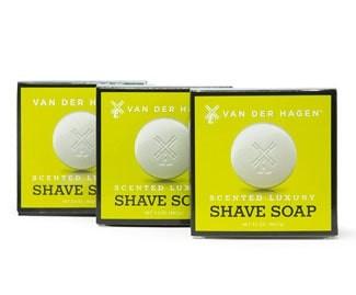 Van Der Hagen shaving soap