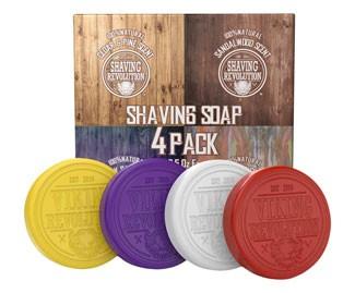 Viking Revolution shaving soap