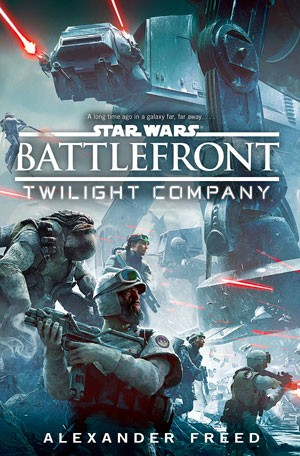 Battlefront: Twilight Company cover