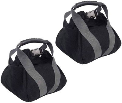Fnoko Store Adjustable Sandbag Kettlebells