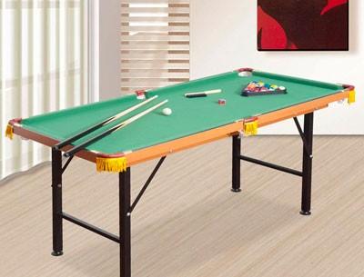 HomCom 2.1' Pool Table