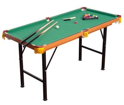 "Soozier 55"" Portable Folding Billiards Table"