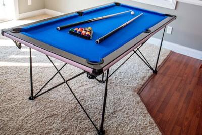 Triumph Sports Pop Up Folding Pool Table