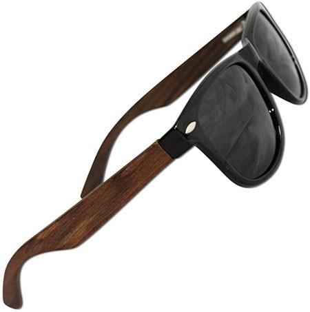 Eye Love - Ebony Wood Wayfarers