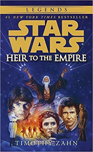 Star Wars Heir to the Empire cover