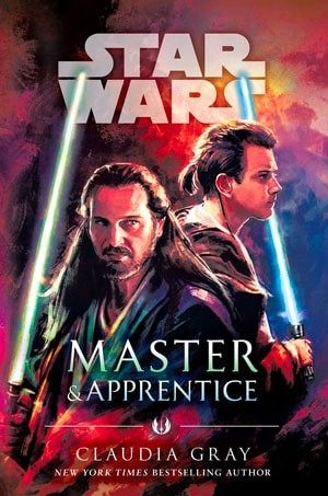Star Wars Master & Apprentice cover