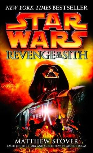 Revenge of the Sith novel cover