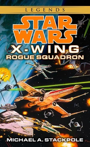 Star Wars Rogue Squadron cover