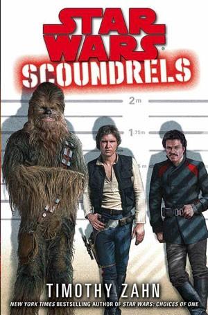 star wars Scoundrels cover