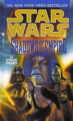 Star Wars Shadows of the Empire cover