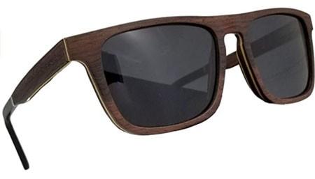 Southernmost Shades Natural Wood Sunglasses