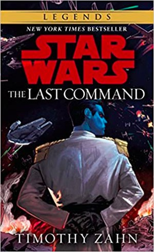 Star Wars The Last Command cover