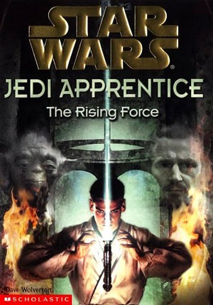 Star Wars The Rising Force cover
