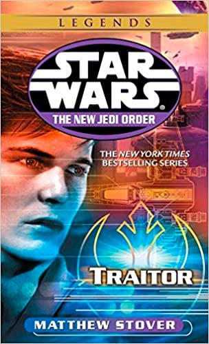 Star Wars Traitor cover