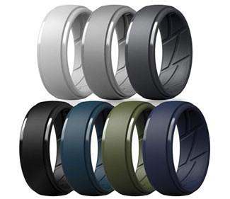 ThunderFit Silicone Wedding Ring