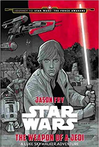 The Weapon of a Jedi cover
