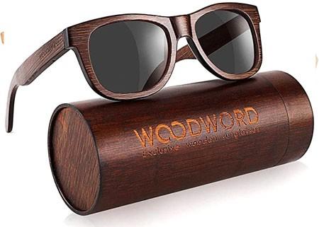 Woodward Polarized Mahogany Color