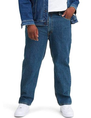 Levis 550 relaxed fit jeans