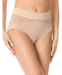 Cloud 9 Seamless Lace Panty Brief