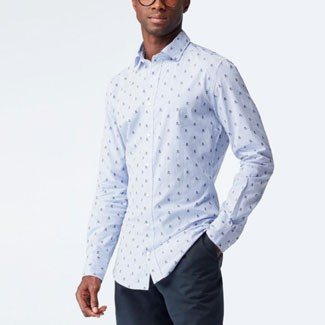 J Crew short sleeve summer shirt